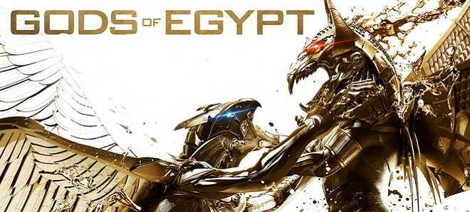 Assista ao novo trailer e veja mais um poster oficial de 'Gods of Egypt'