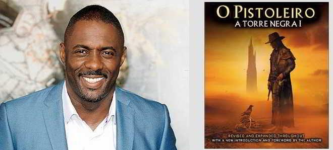 Idris Elba poderá ser O Pistoleiro na adaptação de 'A Torre Negra'