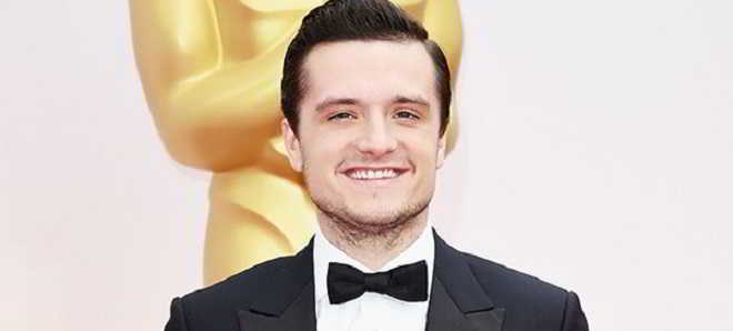 Josh Hutcherson confirmado no filme de James Franco 'The Disaster Artist'
