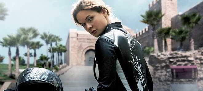 Rebecca Ferguson junta-se novamente a Tom Cruise em 'Missão Impossível 6'