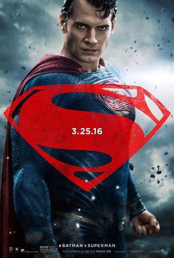 poster 1_Batman v Superman_Dawn of Justice