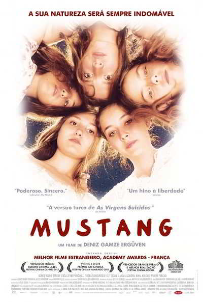 poster filme _Mustang