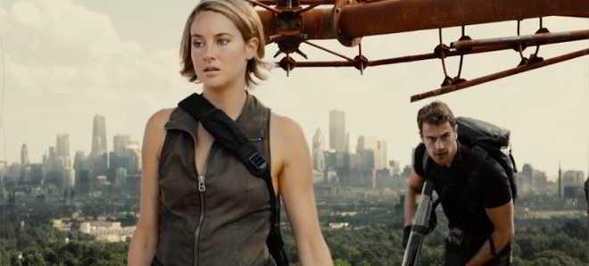 Divulgados dois novos posters dos protagonistas de 'Convergente: Parte 1'