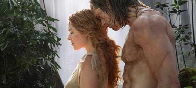 Alexander Skasgard e Margot Robbie nas primeiras imagens de 'Tarzan'