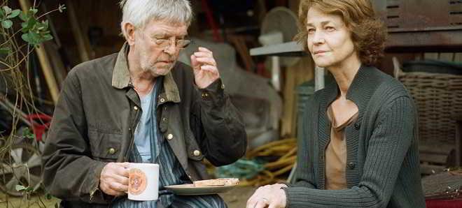 Trailer legendado em português do drama romântico '45 Anos'