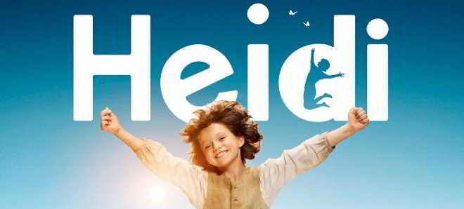 Assista ao trailer dobrado em português de 'Heidi'