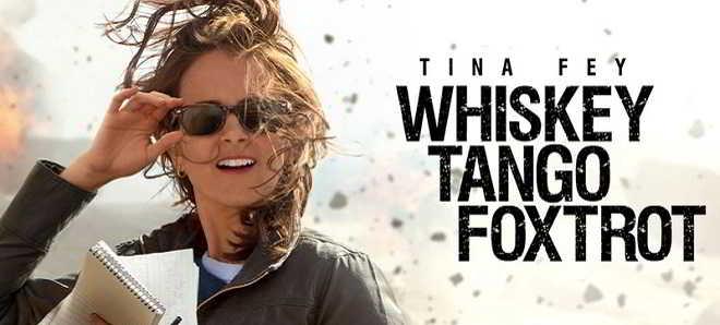 Trailer e poster de 'Whiskey Tango Foxtrot', com Tina Fey e Margot Robbie