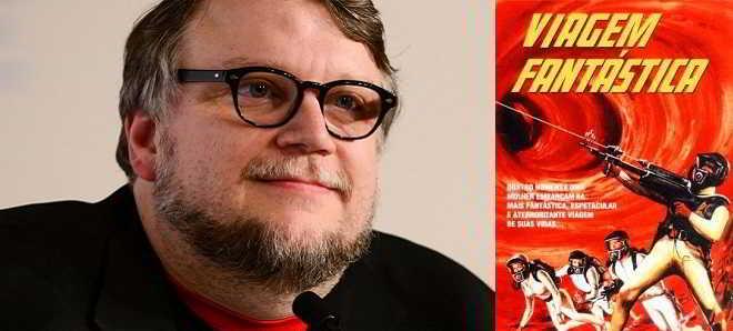 Guillermo del Toro em negociações para o remake de 'Viagem Fantástica'