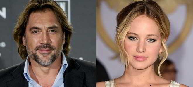 Javier Barden poderá juntar-se a Jennifer Lawrence num drama de Darren Aronofsky