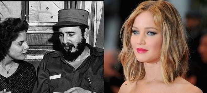 'Marita': Jennifer Lawrence vai protagonizar a amante de Fidel Castro