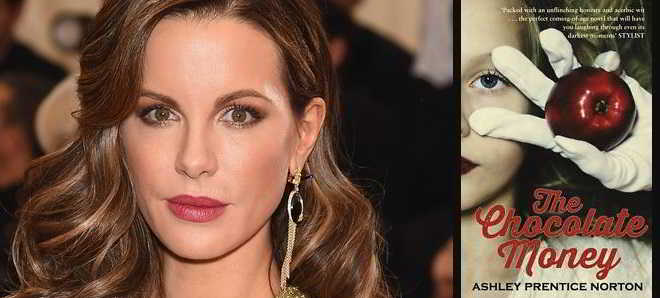 Kate Beckinsale vai produzir a adaptação de 'The Chocolate Money'