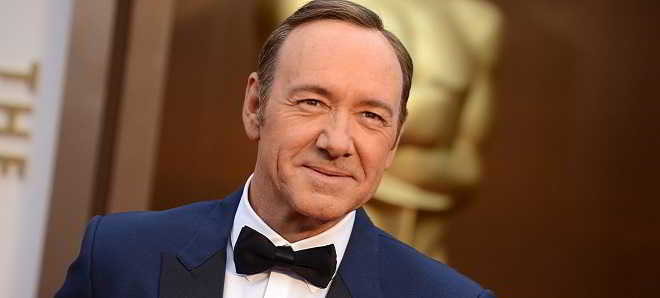 Kevin Spacey junta-se a Nicholas Hoult no elenco de 'Rebel In The Rye'