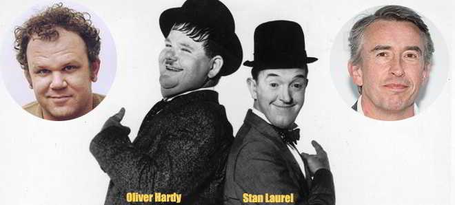 Steve Coogan e John C. Reilly vão protagonizar personagens de 'Bucha e Estica'