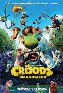 Poster do Filme Os Croods Uma Nova Era