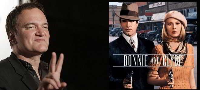Quentin Tarantino poderá realizar drama criminal ao estilo de 'Bonnie e Clyde'