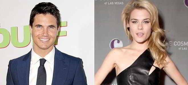Robbie Amell e Rachael Taylor no elenco do thriller 'Arq' para a Netflix