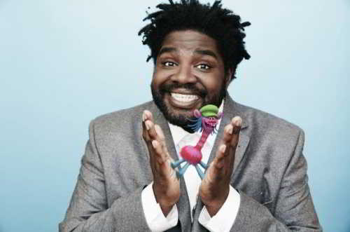 Ron Funches_Trolls