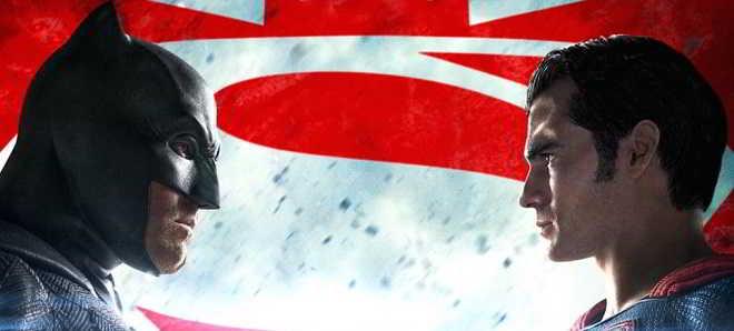 Novo poster de 'Batman v Super-Homem: O Despertar da Justiça'