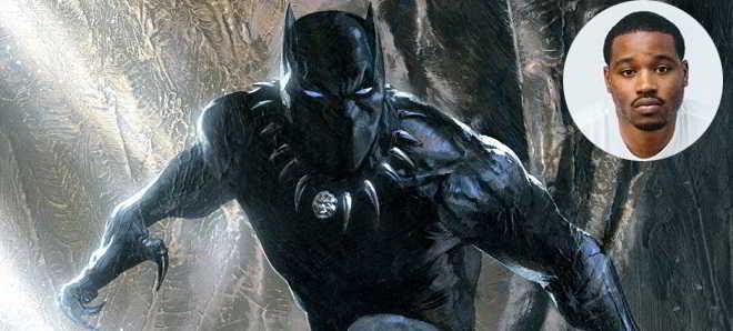 Ryan Coogler vai ser o realizador da adaptação de 'Pantera Negra'
