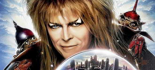 'O Labirinto': Filme de 1986 com David Bowie vai ter um reboot