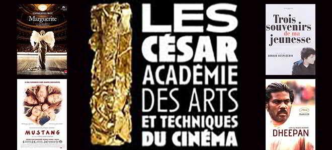 Prémios César 2016: Conheça os nomeados aos