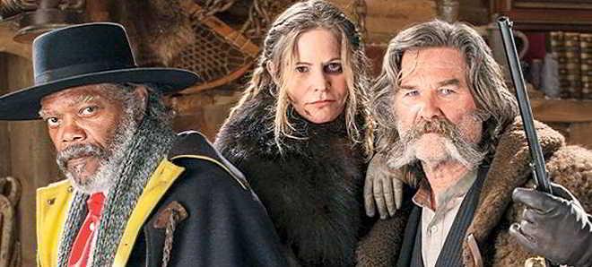 'Os Oito Odiados': Trailer em português do western de Quentin Tarantino