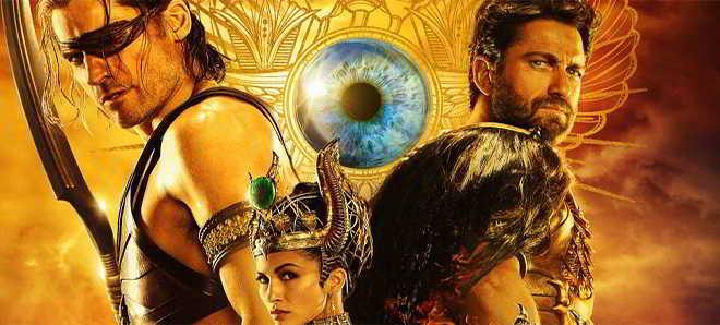 Trailer legendado em português de 'Os Deuses do Egipto'