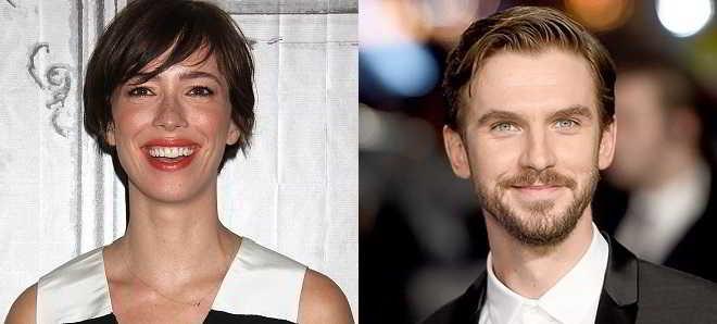 Rebecca Hall e Dan Stevens vão protagonizar a comédia 'Permission'