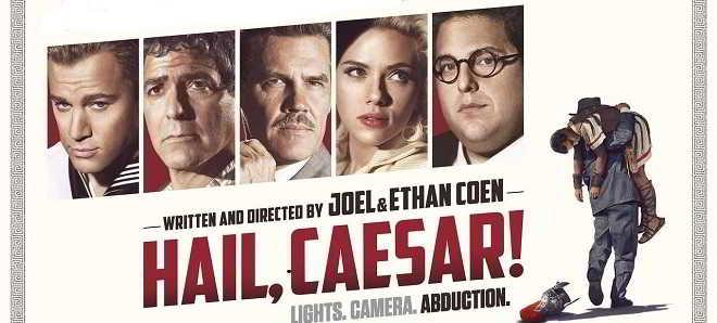 Veja o segundo trailer legendado em português da comédia 'Salve, Cesar!'
