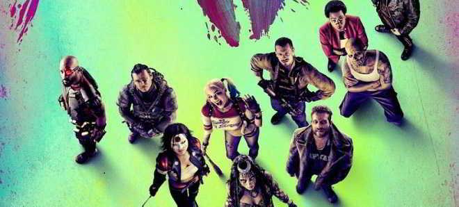 Novo poster e trailer legendado em português de 'Esquadrão Suicida'
