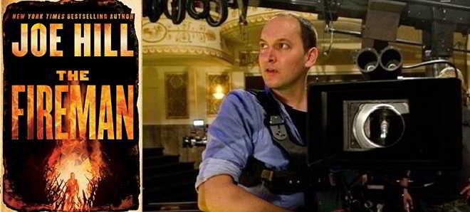 Louis Leterrier vai realizar a adaptação cinematográfica de 'The Fireman'