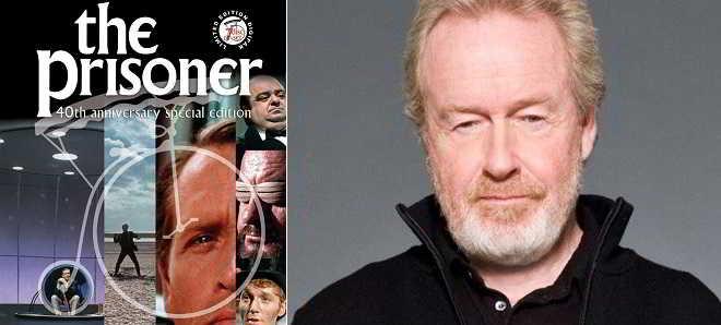 Ridley Scott em negociações para realizar a adaptação de 'The Prisoner'