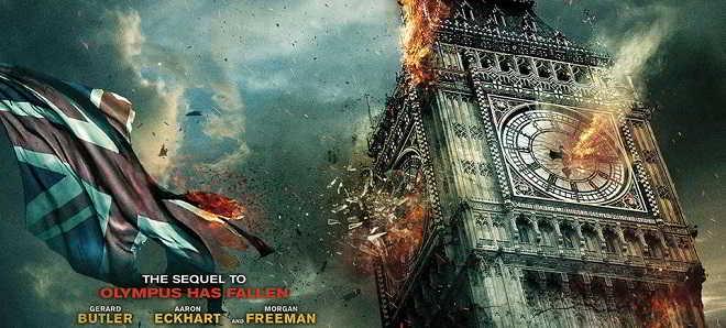 Assista ao trailer legendado em português de 'Assalto a Londres'