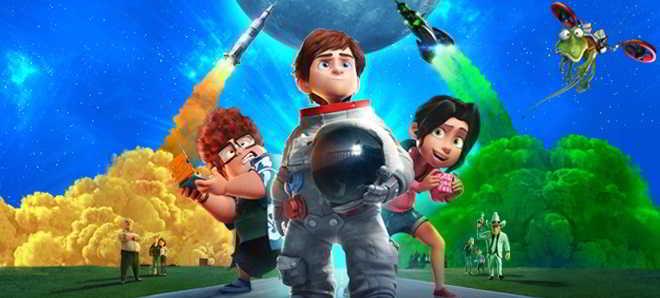 Primeiro trailer dobrado em português da animação 'Conquista a Lua!'