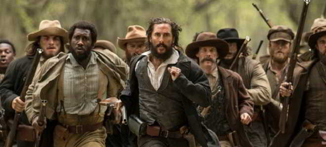 Trailer e poster  de 'Free States of Jones', com Matthew McConaughey