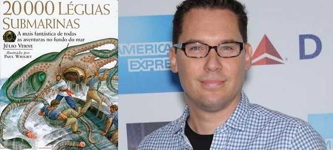 Bryan Singer e o remake de '20.000 Léguas Submarinas' mudam-se para a Fox