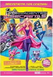 Barbie e as Agentes Secretas