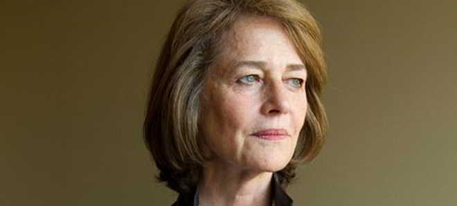 Charlotte Rampling, protagonista de '45 Anos' confirmada no elenco de 'Valley of the Gods'