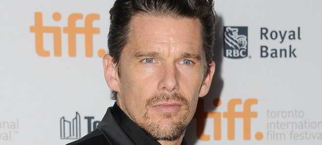 Ethan Hawke vai liderar o elenco do thriller '24 Hours to Live'