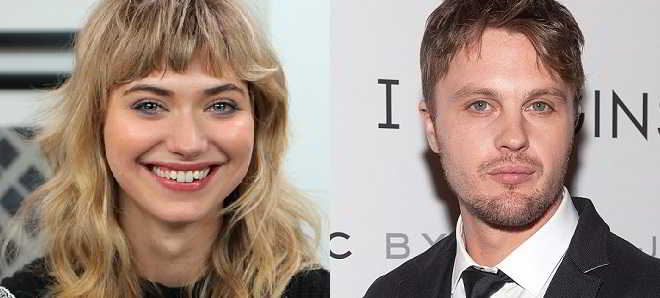 Imogen Poots e Michael Pitt no elenco de 'The Sleeping Shepherd'
