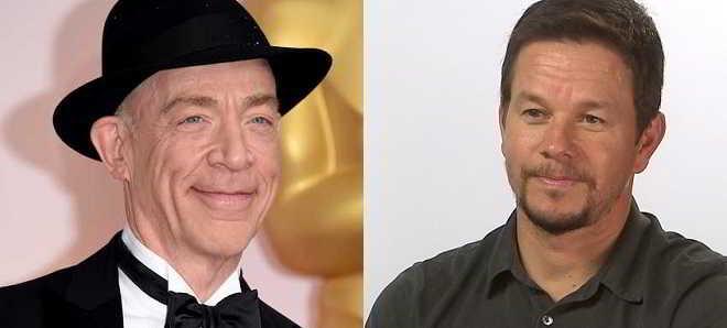 J.K. Simmons e Mark Wahlberg juntos no thriller 'Patriots' Day'