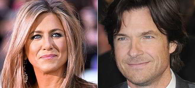 Jennifer Aniston e Jason Bateman_Office Christmas Party