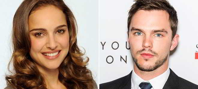 Natalie Portman e Nicholas Hoult no elenco de 'The Death and Life of John F. Donovan'