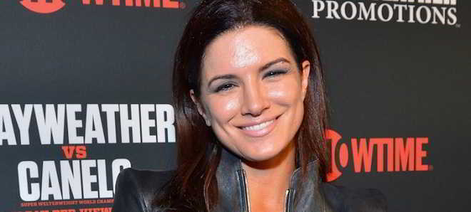 Gina Carano vai protagonizar thriller indie 'Scorched Earth'