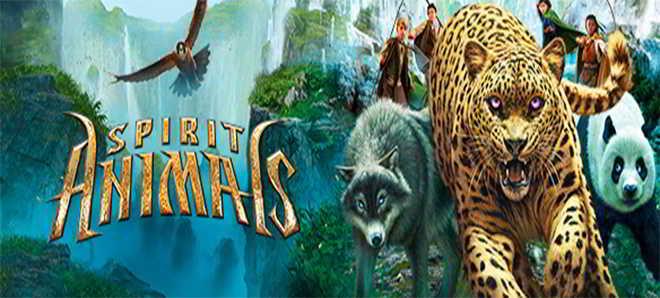 Em desenvolvimento uma adaptação cinematográfica de 'Spirit Animals'