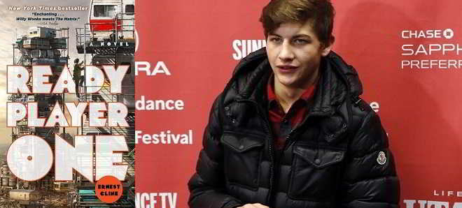 Tye Sheridan definido para o papel principal de 'Ready Player One'