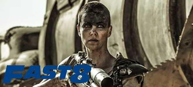 'Velocidade Furiosa 8': Charlize Theron pretendida para ser a vilã feminina