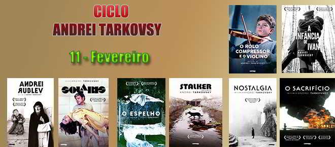Leopardo Filmes e Medeia Filmes exibem a obra completa de Andrei Tarkovsky