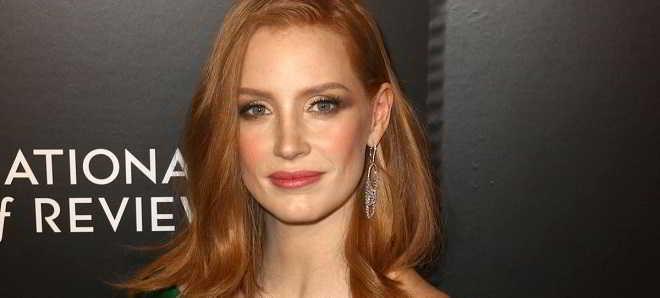 Jessica Chastain em negociações para estrelar o drama 'Woman Walks Ahead'