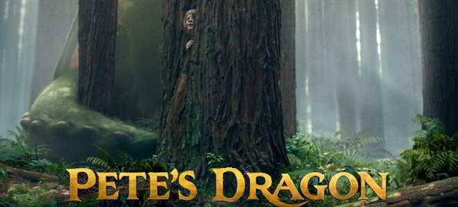 Primeiro trailer e poster do remake da Disney 'Meu Amigo, o Dragão'